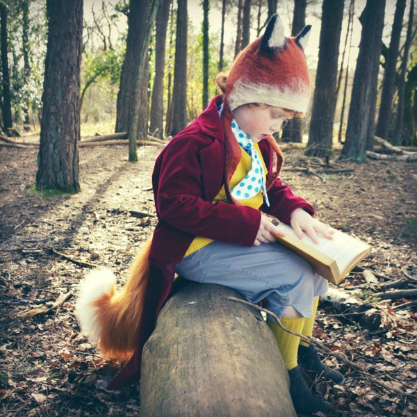 Fantastic Mr Fox Costume Hat