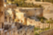 Jerusalem _ Old City Walls _ Noam Chen_I