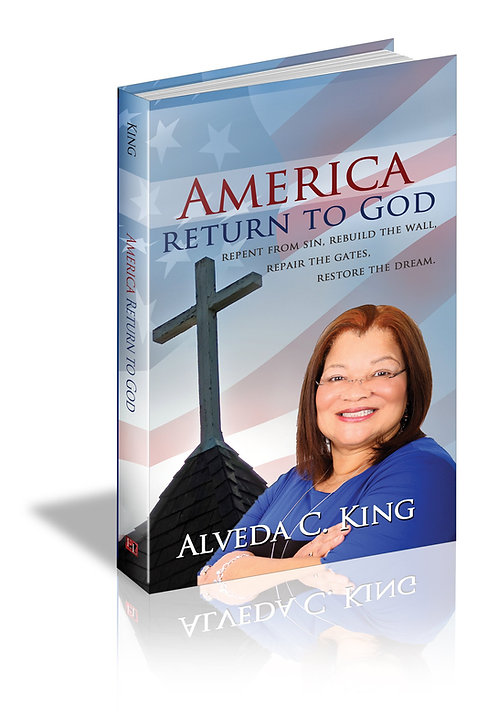 America Return To God (2017) – Autographed