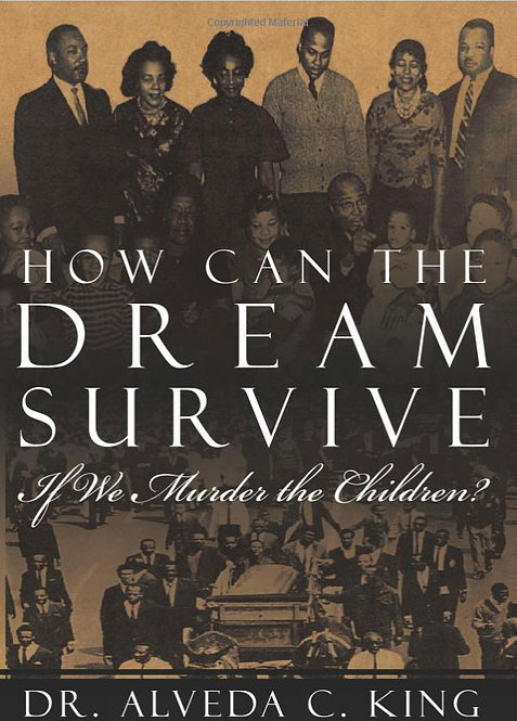 How Can the Dream Survive If We Murder the Children? (2008) – Autographed