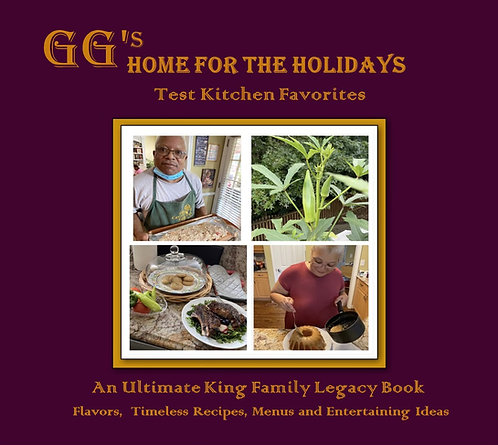 (Pre-Order) GG's Home for the Holidays - Test Kitchen Favorites