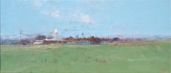 Blue Barn Green Fields