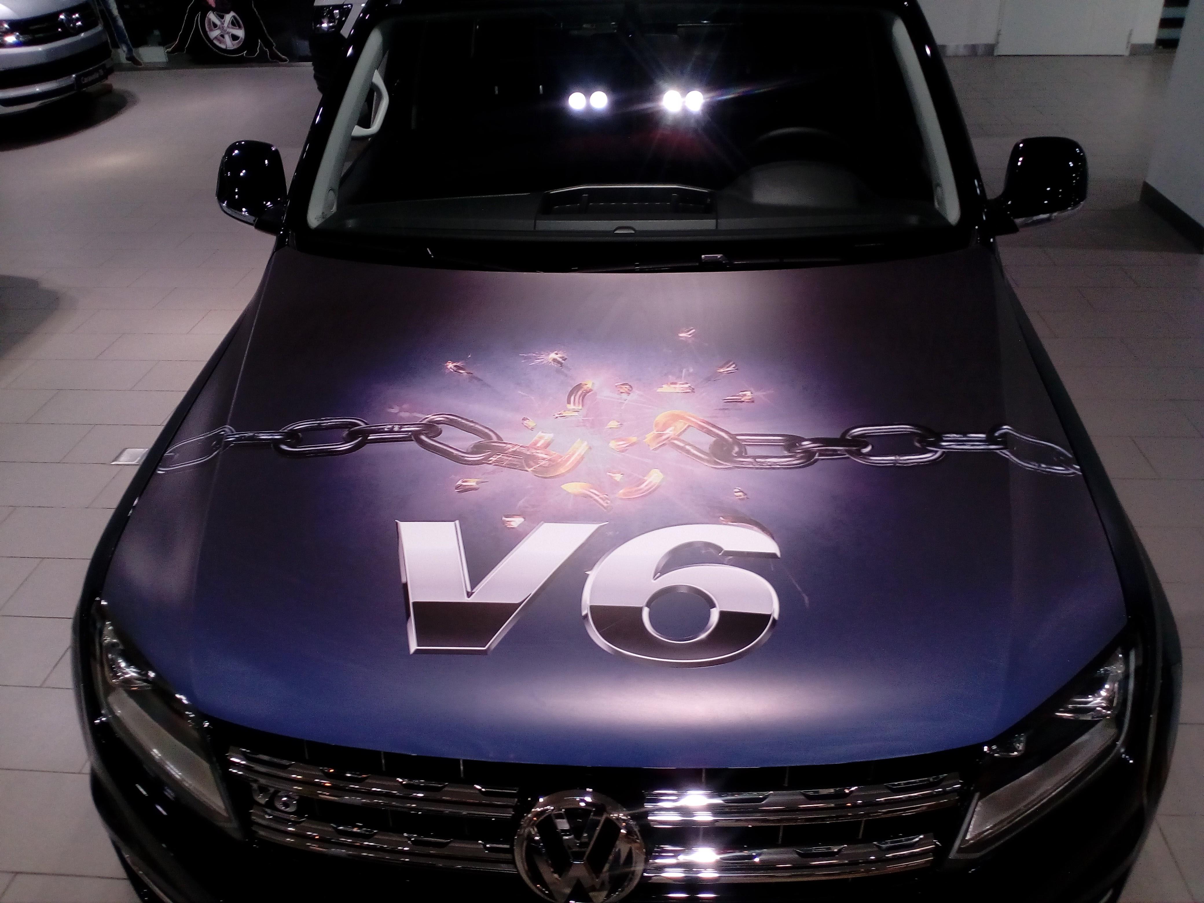 Винилография на автомобиль