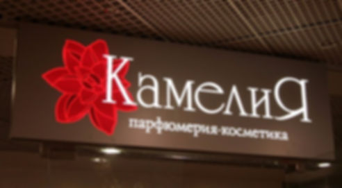 Вывеска из композитного материала, изготовление и монтаж, заказать в Москве