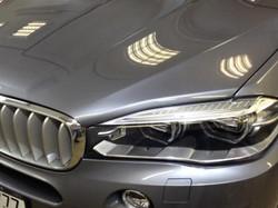 Антигравийная защита кузова автомоби