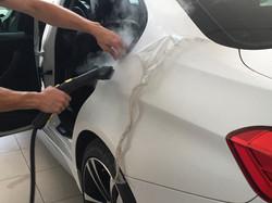 Защита кузова полиуретановой пленкой, оклейка кузова авто