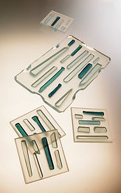 Matching shushi tray and coasters.JPG