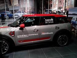 брендирование автомобиля в москве цена