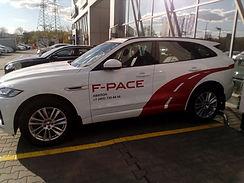 Изготовление рекламы на кузов автомобиля в Москве заказать