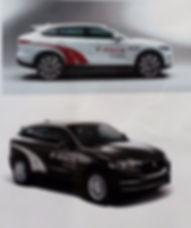 Реклама на авто заказать недорого