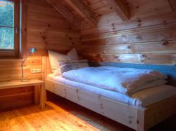 """Zimmer """"Zirbe"""" - bis 3 Personen - Einzelbett"""