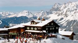 gemütliche Skihütten ...