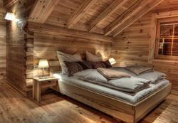 """Schlafzimmer in """"Esche"""" - 2 Personen"""