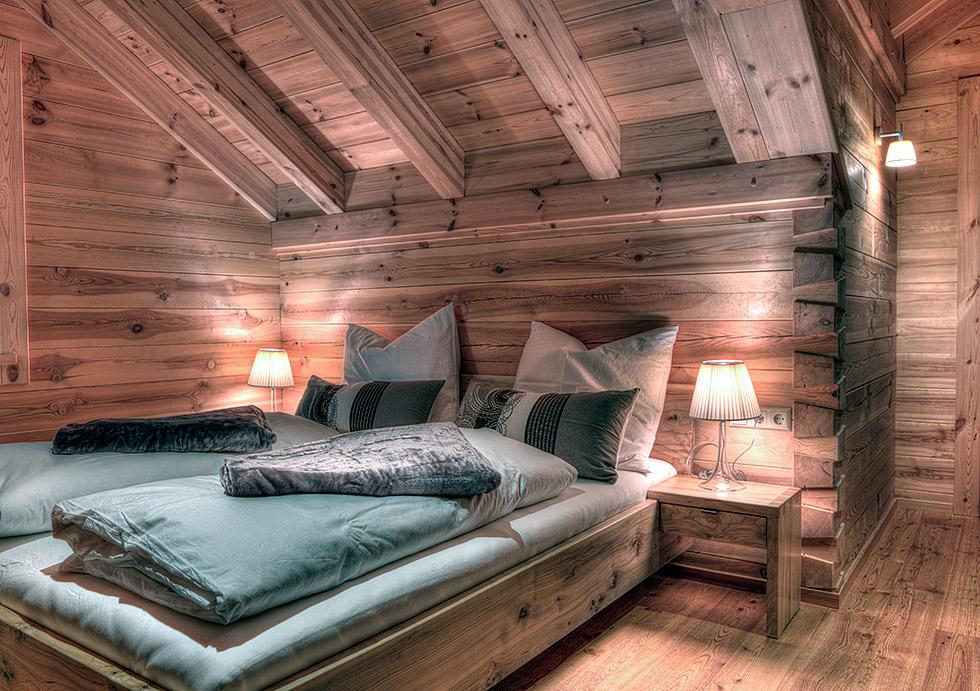 Schlafzimmer in Ulme