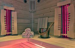 Sauna - Finnisch oder Infrarot?