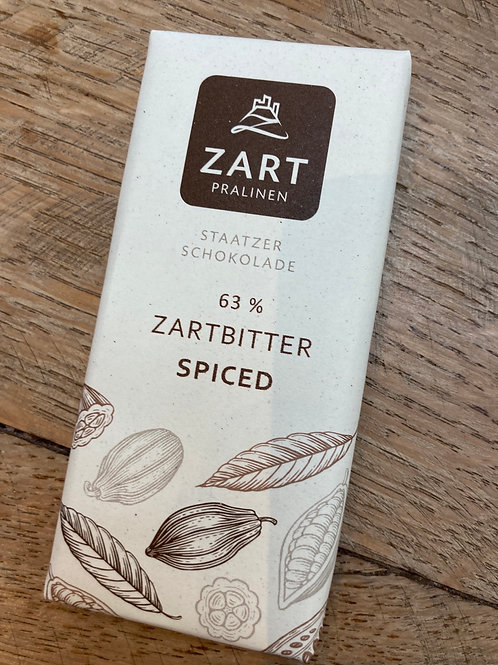 Zartbitter Spiced
