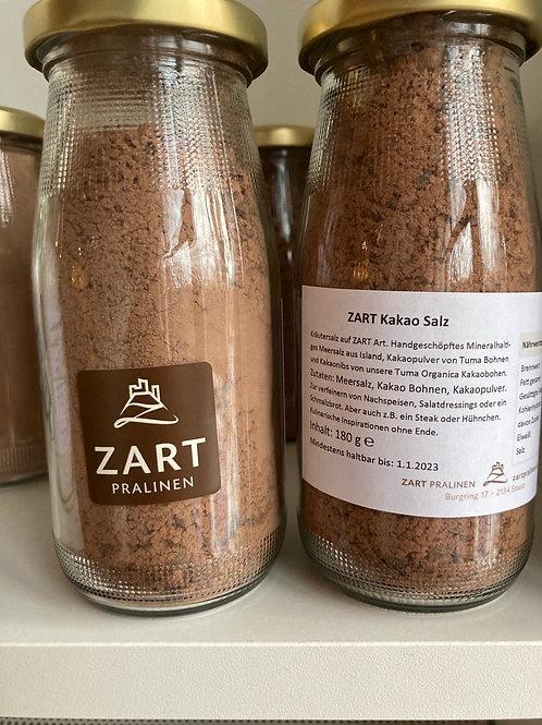 ZART  Kakao Salz