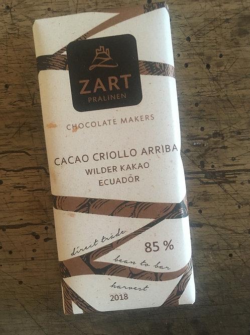 Cacao Criollo Arriba 85%