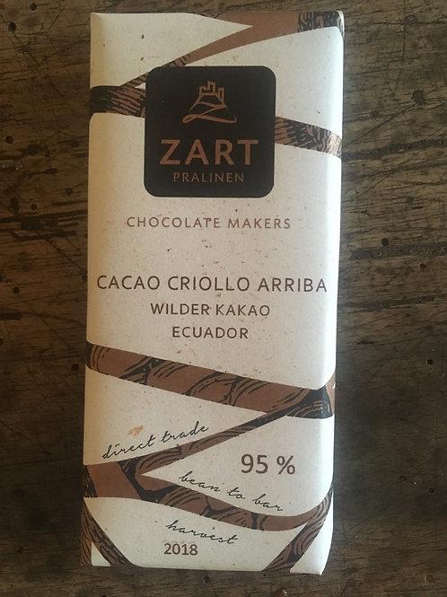 Cacao Criollo Arriba 95%