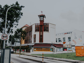 Growing Up with Masjid Ahmad