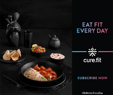 CureFit enters ready-to-eat segment, revives food-tech vertical