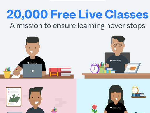 Unacademy's lead investors increase stakes, buys additional shares worth $50 mn