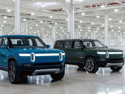 Rivian raised $2.65 bn as it pushes toward production of its electric pickup