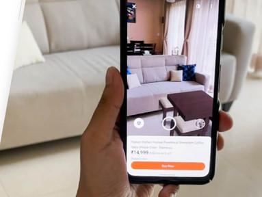 Flipkart launches AR capability Flipkart Camera on its app