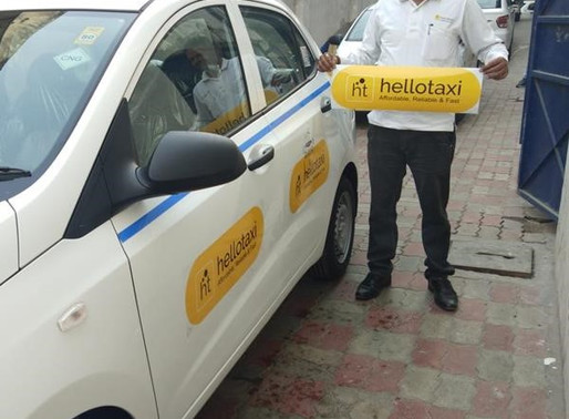 Director Of Mobility App 'Hello Taxi' Arrested For Cheating Investors' INR 250 Cr