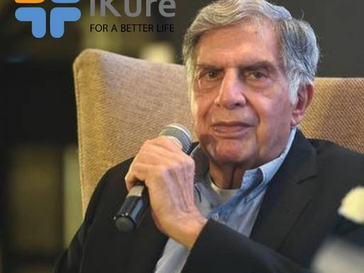 Ratan Tata invests in healthtech startup iKure