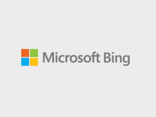 Bing gets rebranded as Microsoft Bing