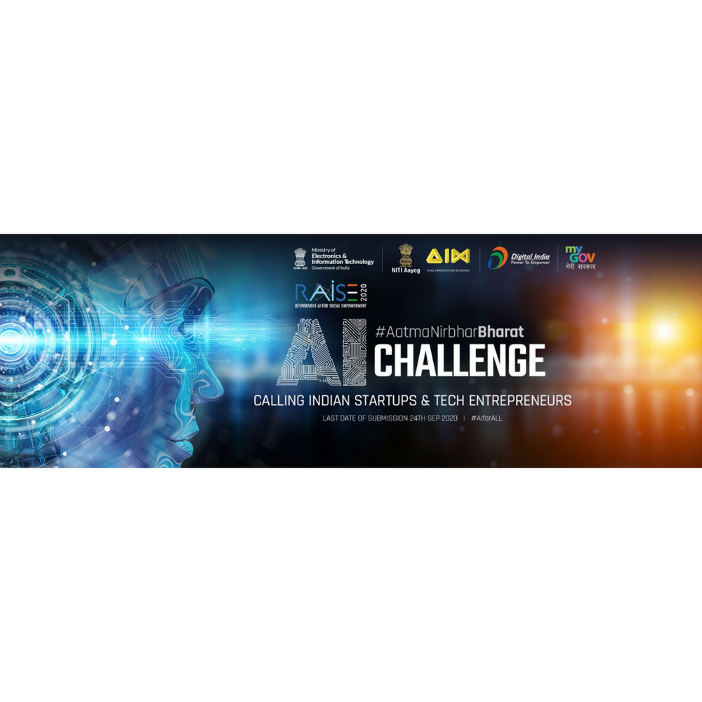 Photo of MeitY announces AI Solution Challenge to showcase innovations of Indian tech startups