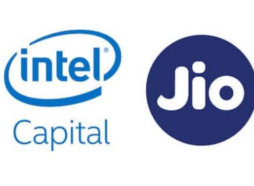 Intel Capital invests₹1,894 crore in Jio Platforms