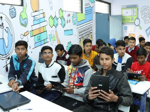 Samsung adds smart classes to 80 Navodaya Schools under Samsung Smart School initiative