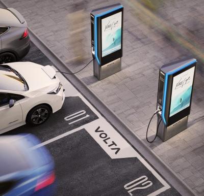 Ad-supported EV charging network developer Volta raised $125 mn