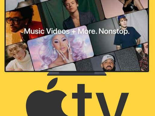 Apple Launches 'Apple Music TV,' a 24-Hour Music Video Livestream