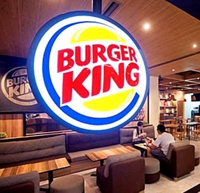 Burger King lists at 92% premium over issue price