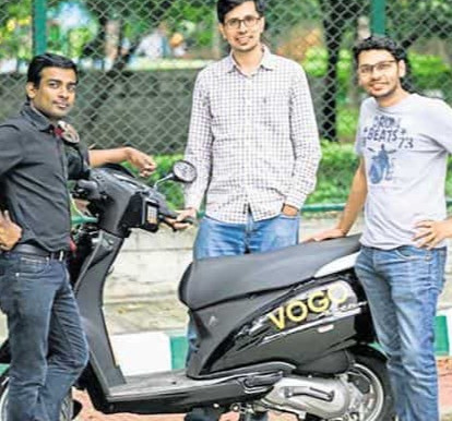 VOGO to add electric vehicles to its Hyderabad fleet