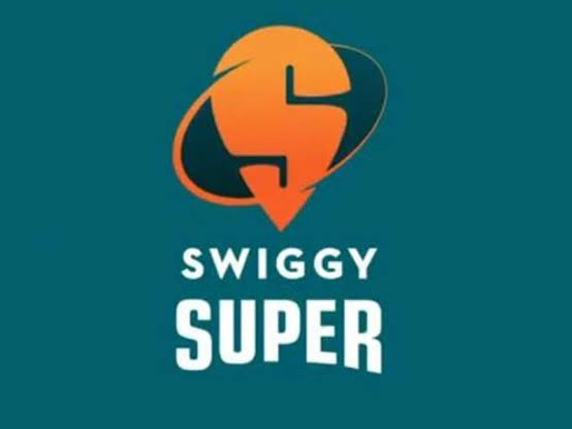 Swiggy resumes 'Swiggy Super' with a monthly subscription plan