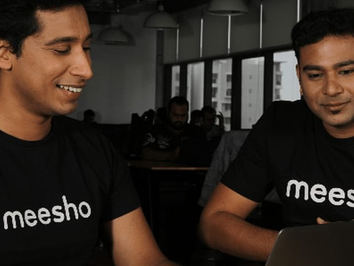 Social commerce platform Meesho raises $570 Mn from Fidelity and B Capital at $4.9 Bn valuation