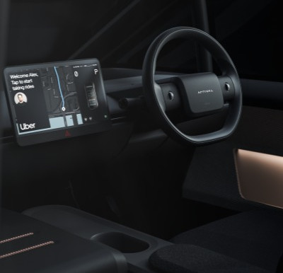 Uber partners and EV manufacturer Arrival to create an EV for ride-hail drivers