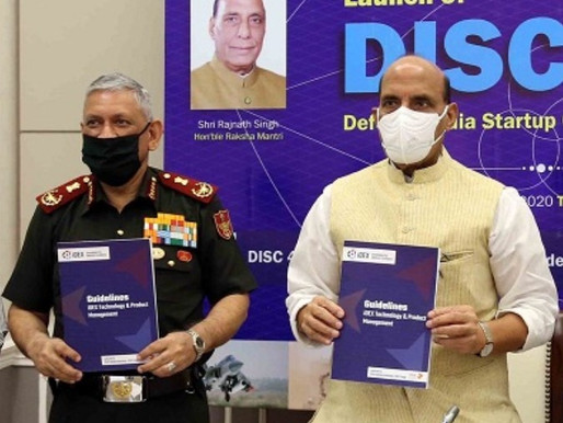Govt Launches iDEX4Fauji To Identify Possible Areas For Innovation