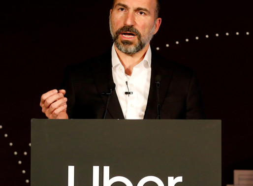 Uber CEO threatens shutdown in California over labour law