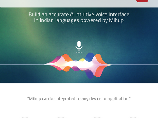 Conversational AI platform Mihup raises $1.5M in ongoing Series A round