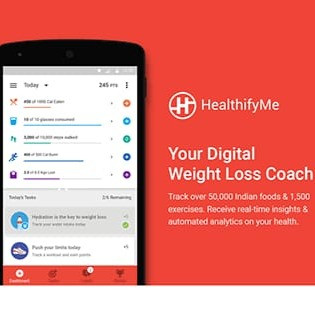 HealthifyMe raises $75 Mn from Khosla Ventures, LeapFrog and others