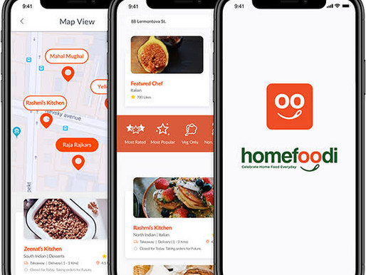 Indian Startup Homefoodi on-boards more than 250 Home Chefs