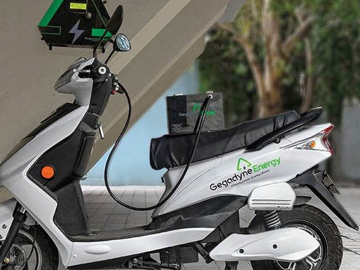 EV Battery Startup Gegadyne Raised $5 mn From V-Guard