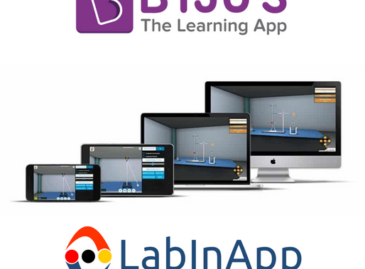 BYJU'S acquires virtual simulations startup LabInApp