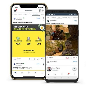 MemeChat raised $150K as the first Indian startup at 500 Startups Accelerator Programme