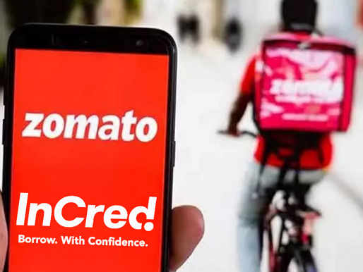 Zomato partners with InCred to provide credit facilities to restaurant partners